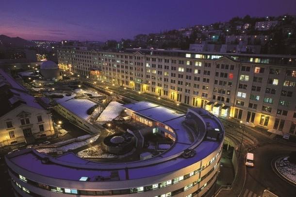 Mieten Sie ein Konferenzraum, ein Amphitheater oder Auditorium zu einem Kongress halten - Saint-Etienne Kongresszentrum (42)