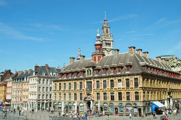 Find your conference destination - Lille (59)