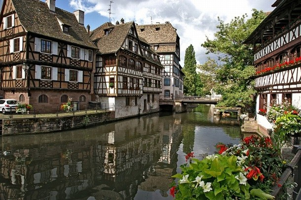 Find your conference destination - Strasbourg (67)