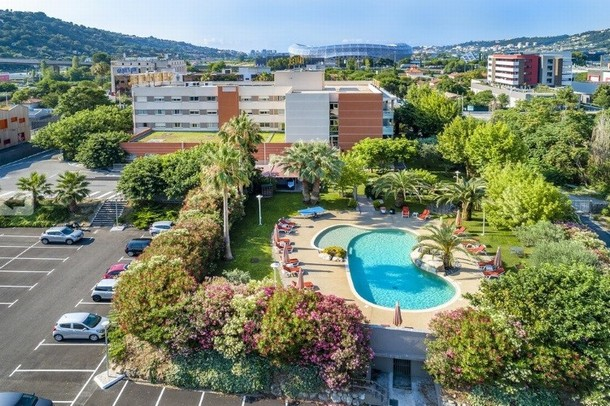 Rental of rooms for the organization of a congress or seminar in Nice - Servotel Saint-Vincent (06)
