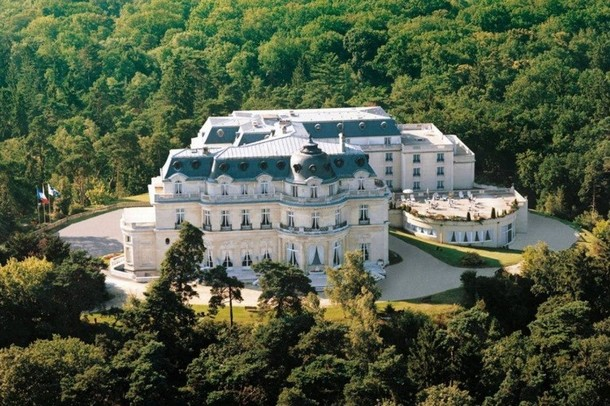 Renting rooms for organizing a conference or seminar in Calais - Tiara Chateau Hotel Mont Royal Chantilly (60)