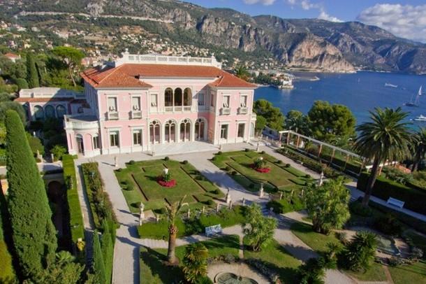 Vermietung Villa Raum, Seminarstätten Villa - Villa Ephrussi de Rothschild (06)