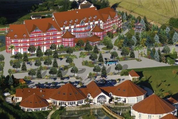 Renting rooms for organizing a conference or seminar in Saint-Amand-Montrond - Zooparc & The Beauval Hotels (41)