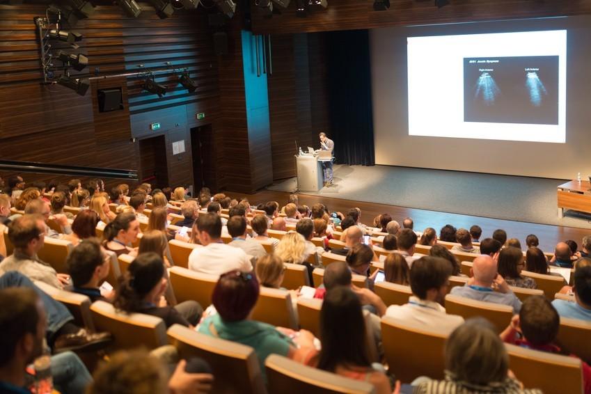 Über Hostessen - Rouen - begrüßen Sie die Teilnehmer zu einem Kongress