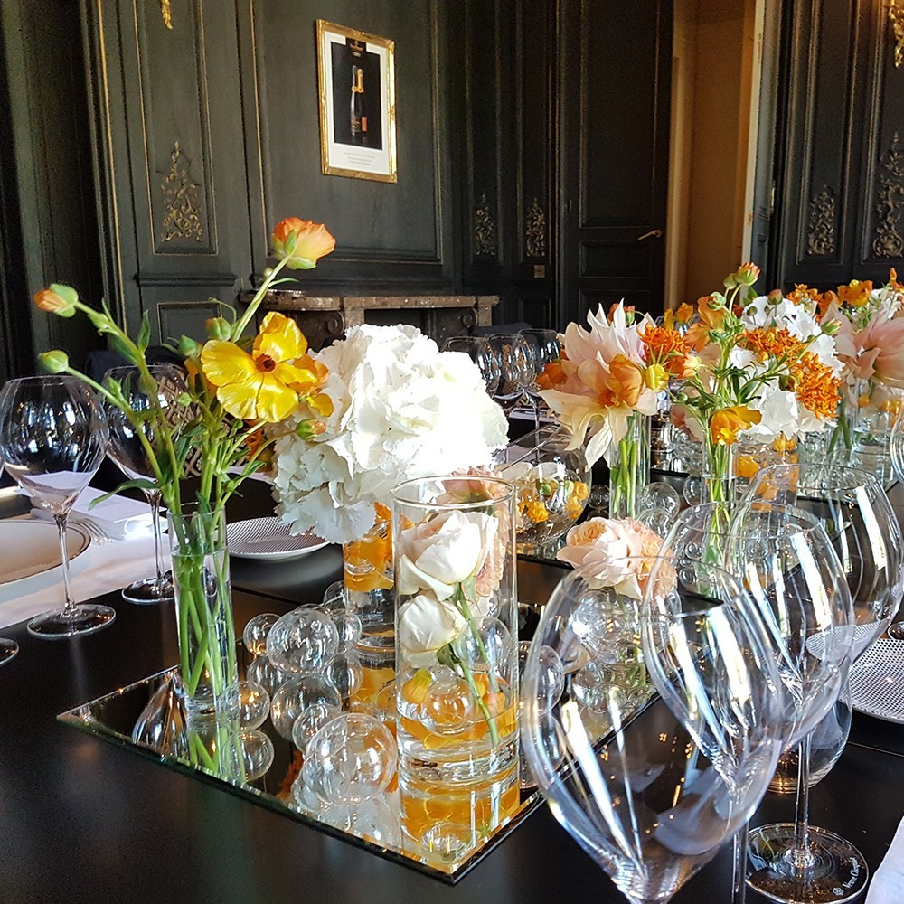Atelier marie guillemot - floral workshop