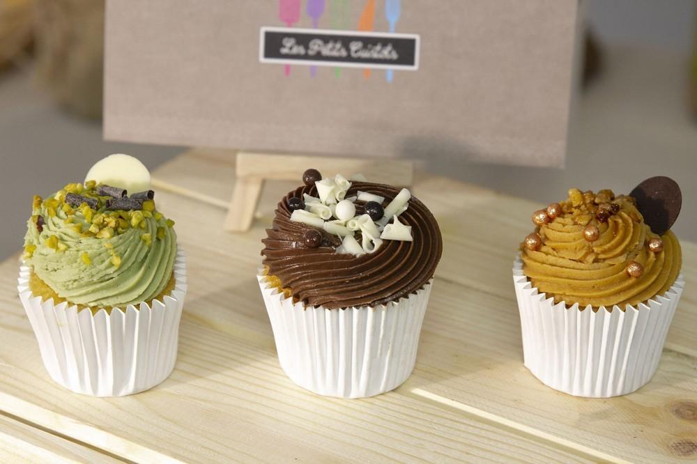 Los cocineros pequeños - cupcakes surtidos