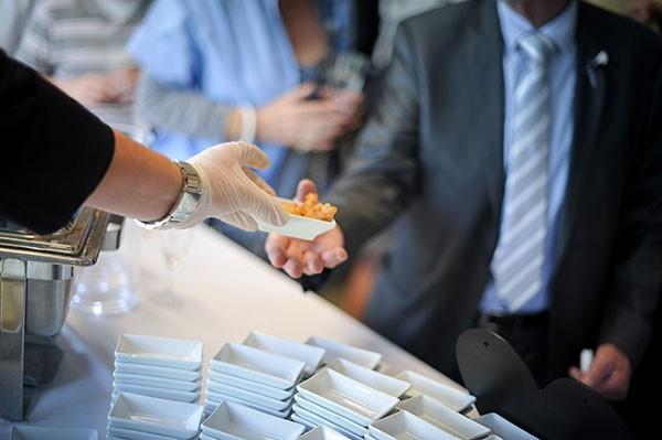 Coudray Catering - Organisation von professionellen Veranstaltungen