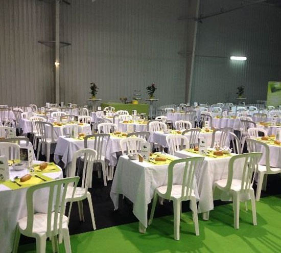 Coudray catering - reception hall
