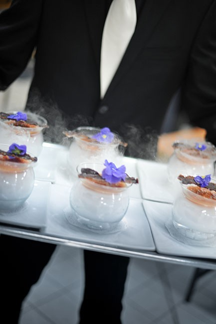 Coudray catering - verrines