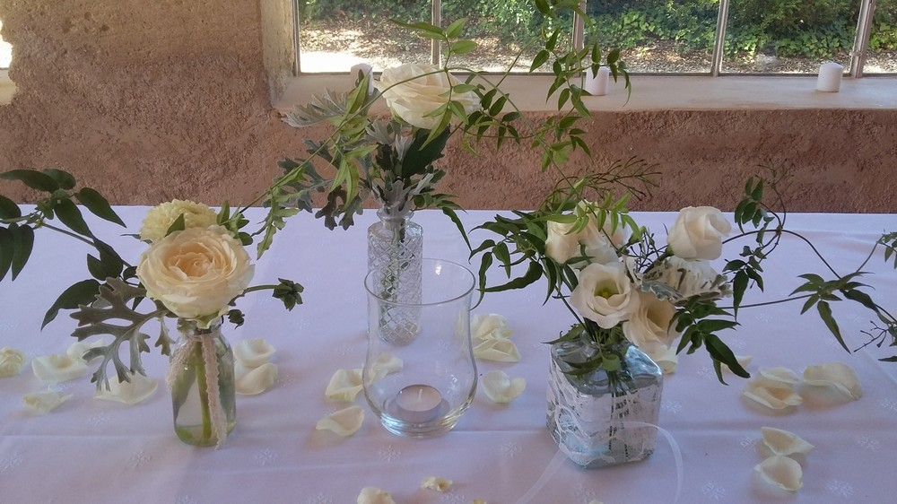 Floral delight - table