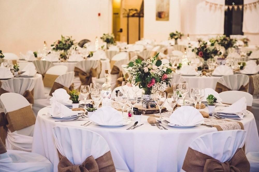 Blumengenuss - Tisch