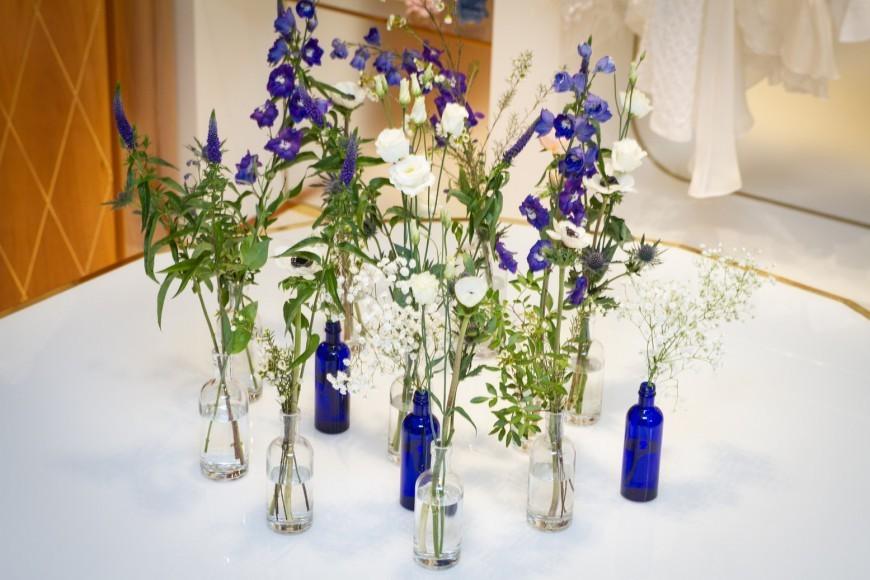 Lily paloma - decoración floral