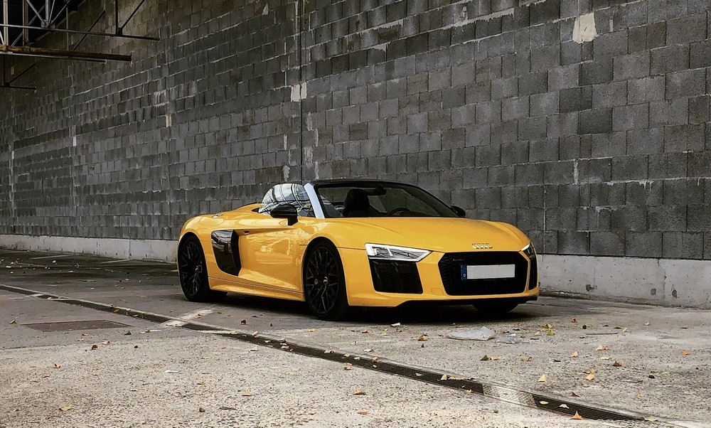 Dream Cars Club - Audi R8