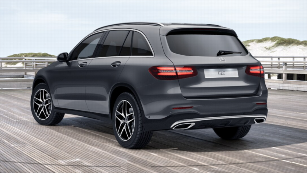 Dream Cars Club - Mercedes Glc