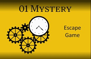 01 Mystery - Escape Game - service provider in AMBERIEU-EN-BUGEY