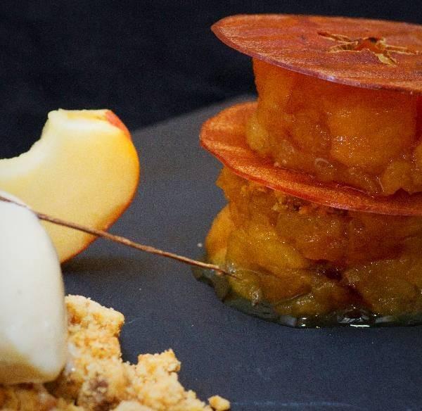 Alloro - dessert raffinato