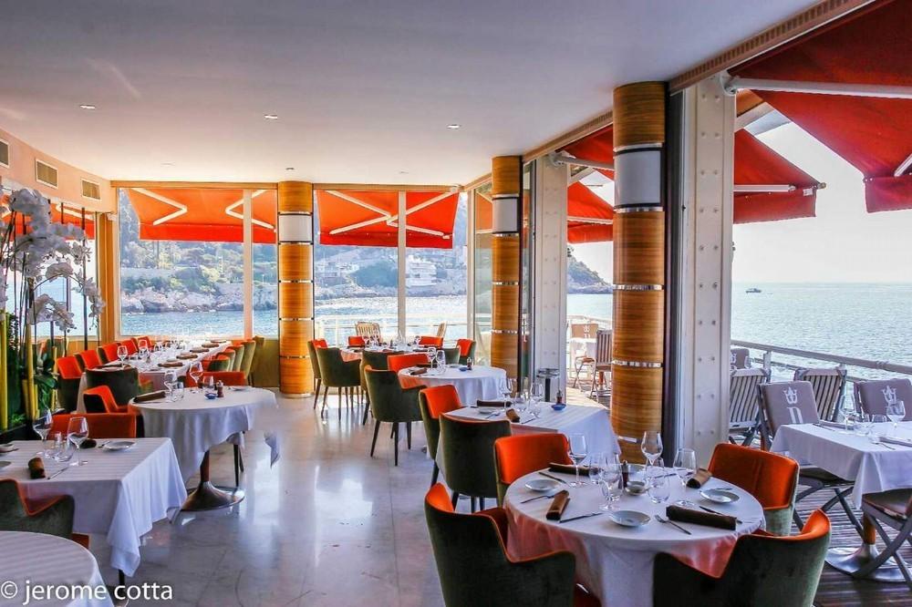 Die schöne Reserve - Restaurantzimmer