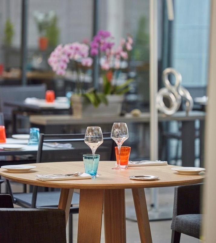 Stéphane tournié - the opera gardens - restaurant for business meals