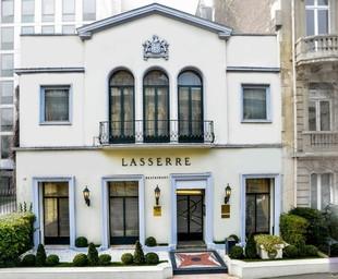 Restaurant Lasserre - Außenansicht des Restaurants