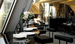 The 39V - Sala ristorante