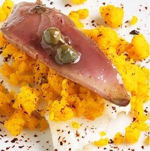 Clarence - gastronomic dish