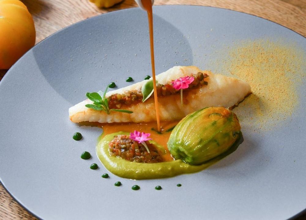 The gabriel - refined dish