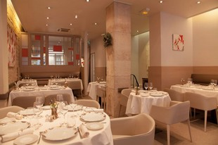 Restaurante Dominique Bouchet - Restaurante Gourmet Paris 8