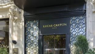Lucas Carton - Gourmetrestaurant Paris