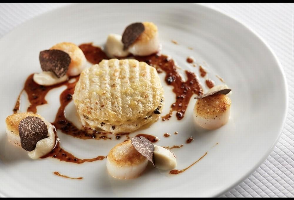 La table de nans - gastronomisches Gericht
