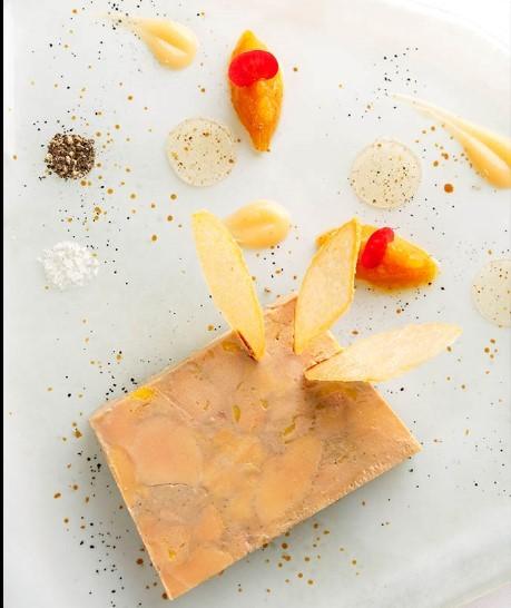 The beef inn - foie gras