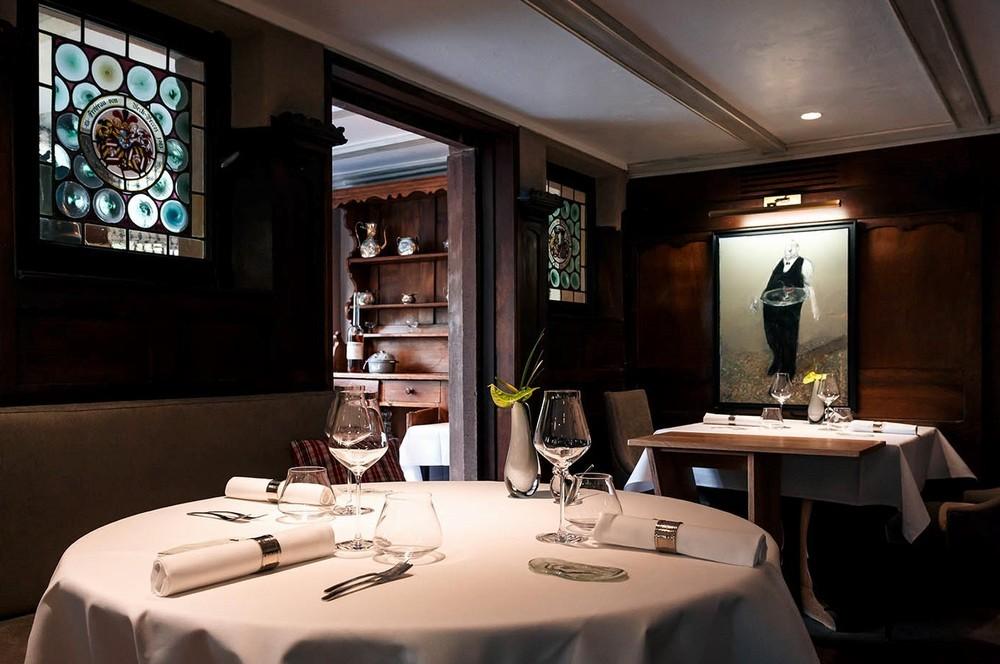 Das Rindfleisch Inn - Restaurant Zimmer