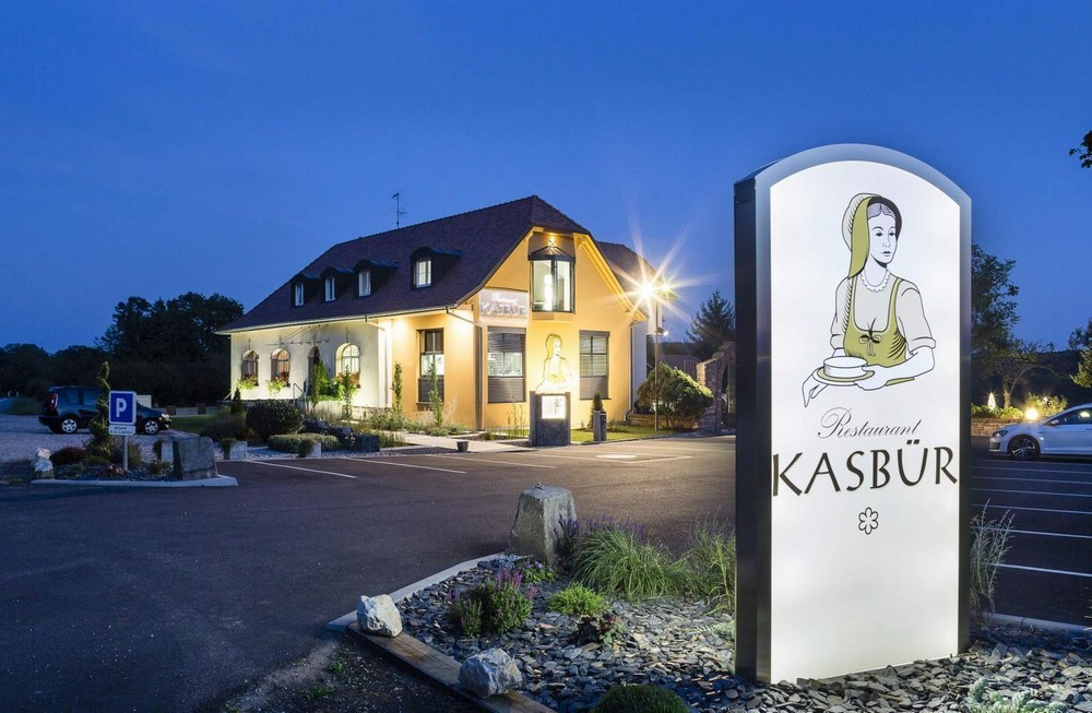 Restaurante Kasbür - restaurante gastronómico bas-rhin