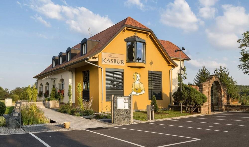 Restaurante Kasbür - exterior