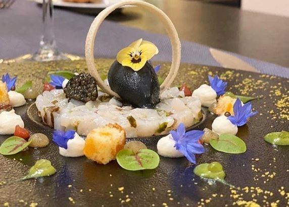 Stéphane Carbon Restaurant - originelle Küche