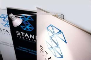 Exposium Stand - Stand iluminado