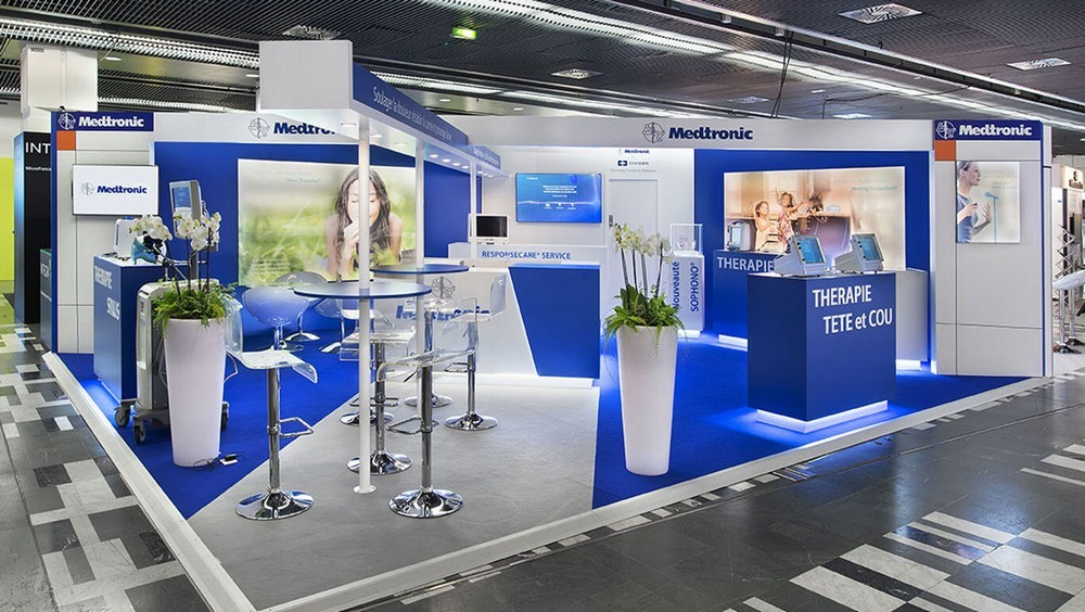 Smart dezign - event booth