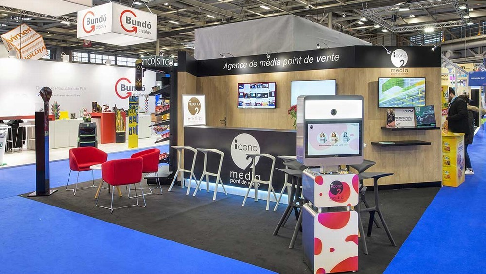 Smart dezign - exhibition booth
