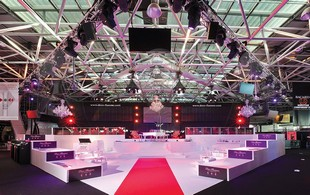 Deco Flamme - Eventstand
