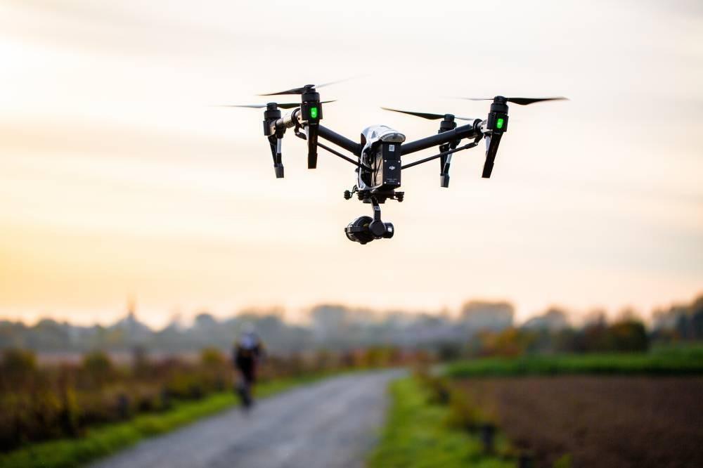 Sonodrone - cattura degli eventi con drone