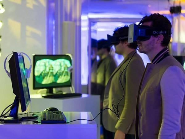Tempo di gioco - animazioni di realtà virtuale