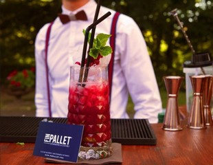 Fin Pallet - Services for business events