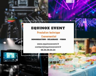 Equinox Event - prestataire � Béziers