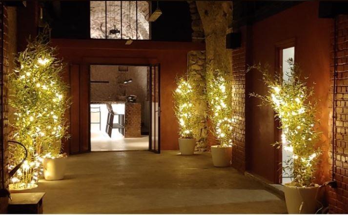 Green inside - hall de entrada