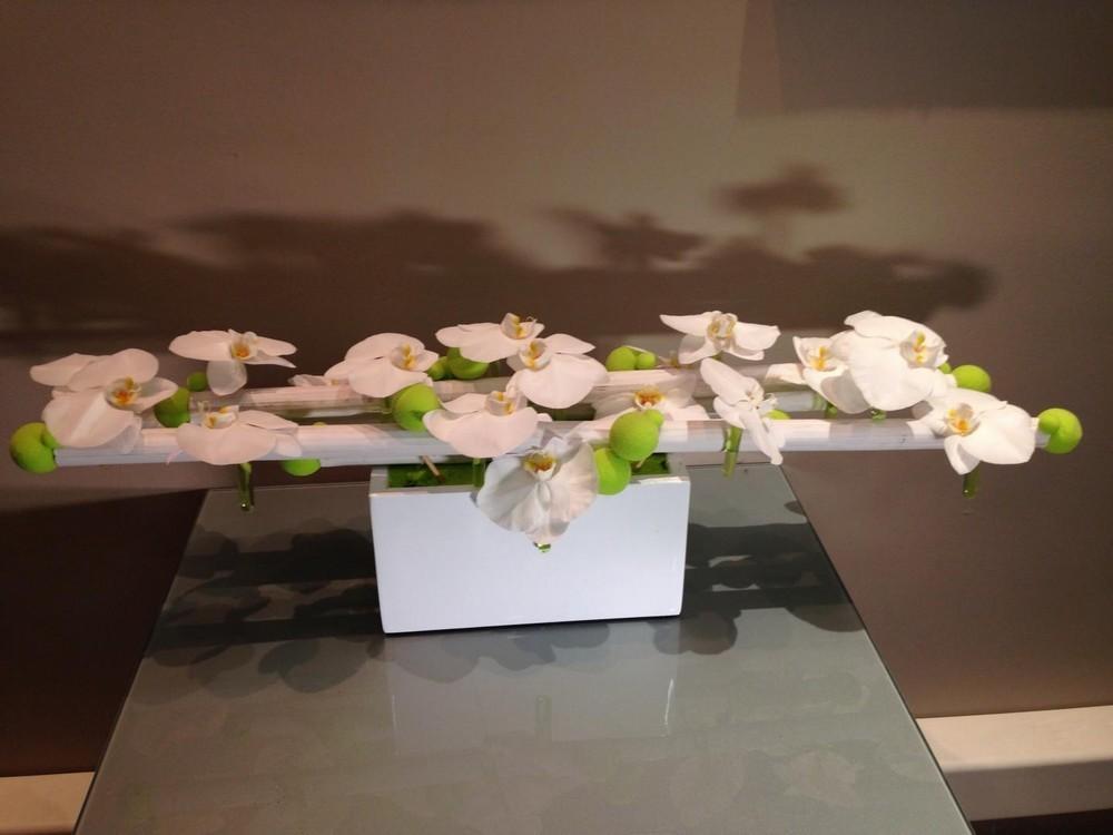 Gérard baesler - Blumenarrangement