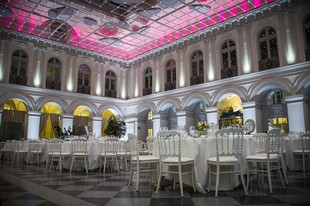 LP Floral Designer - Evening at the Palace of the Stock Exchange