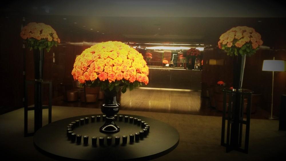 Diseño flores por faustine - decoración para eventos.