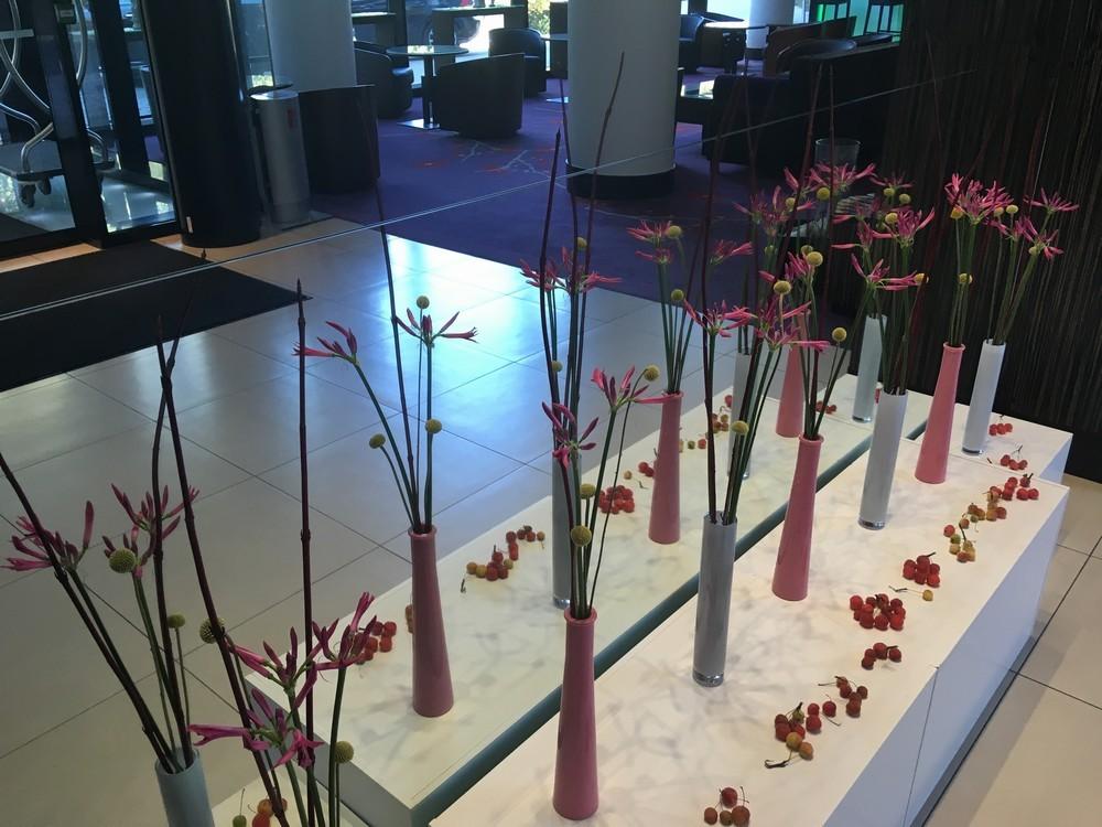 Diseño flores por faustine - decoración floral 34