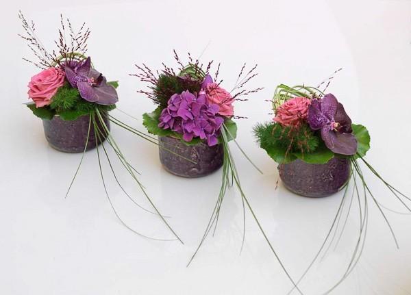 Green florist - floral decoration