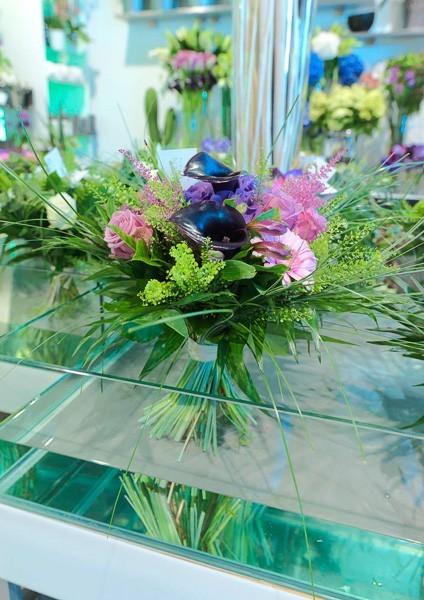Green florist - bouquet