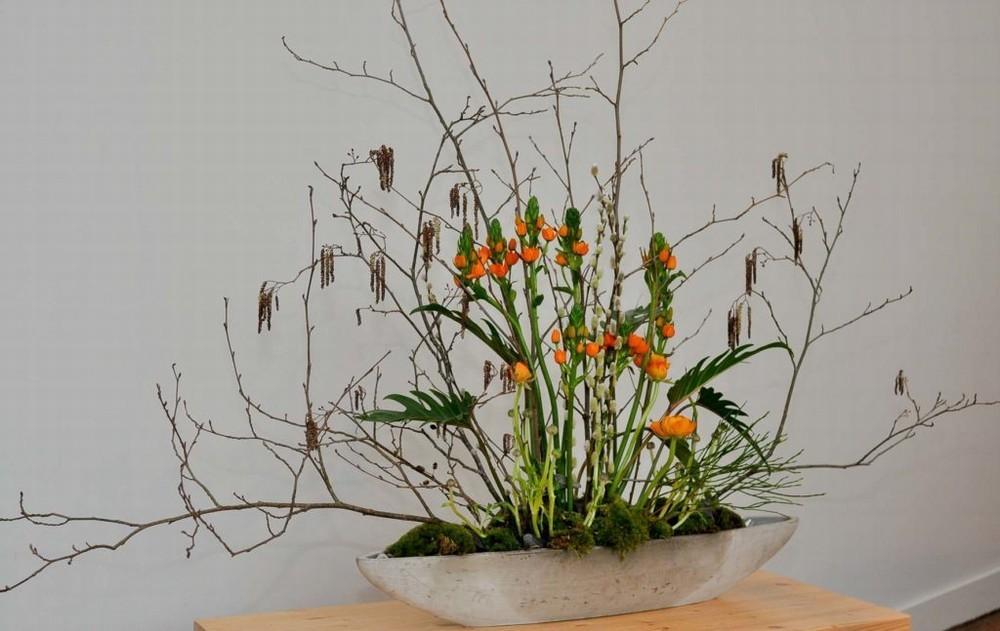Blumstein - composición floral